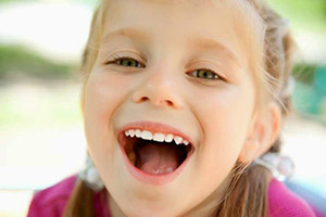 Эстетическая реставрация зубов у детей